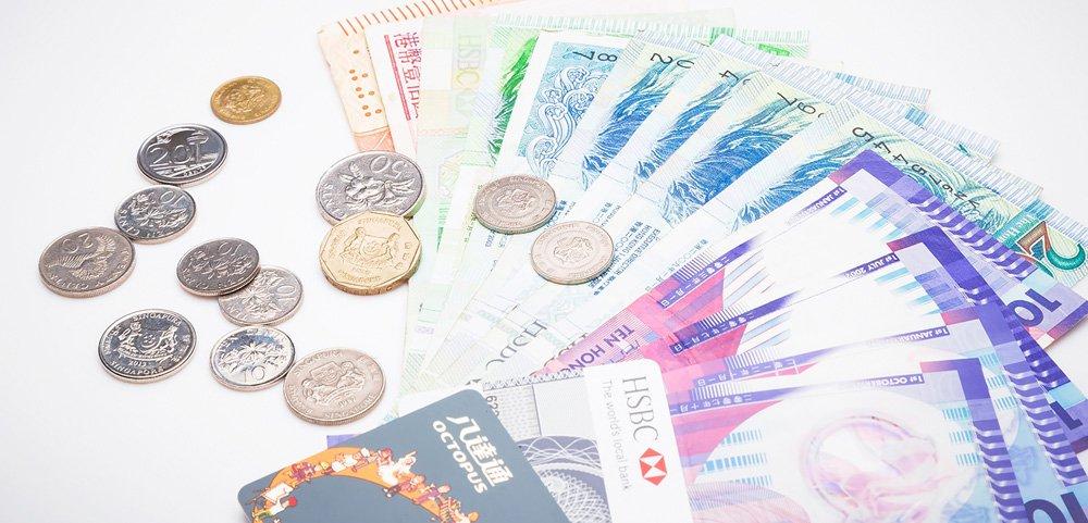 外国の紙幣・コイン